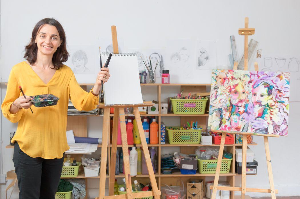 Découvrez les cours de l'école de dessin Voir et Dessiner